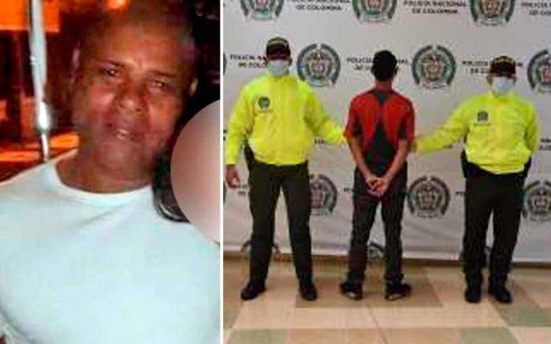 Cayó alias 'Kike' acusado de asesinar