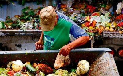 Colombianos desperdician comida que serviría para alimentar a 8 millones de personas