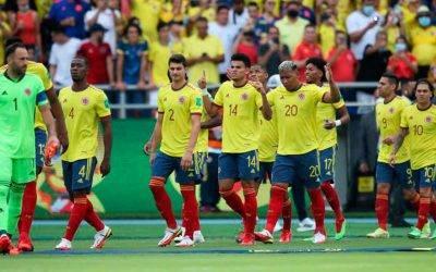 Las cuentas de la Selección Colombia para clasificar al mundial de Qatar 2022