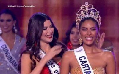 Los premios que ganó la nueva Miss Universe Colombia 2021