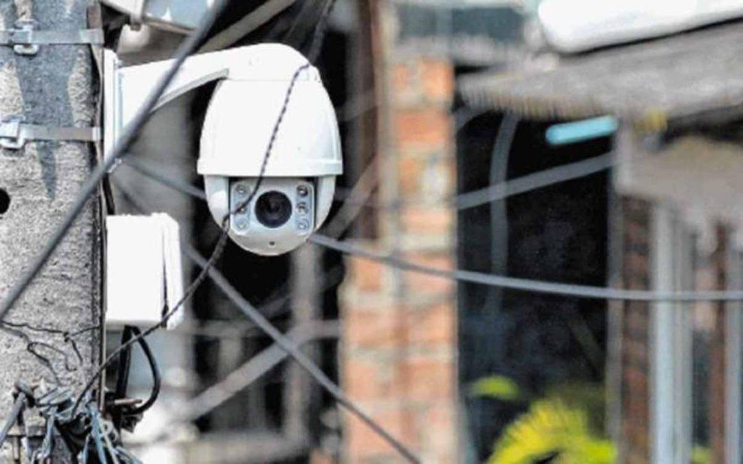 No sirven más del 90% de las cámaras de seguridad