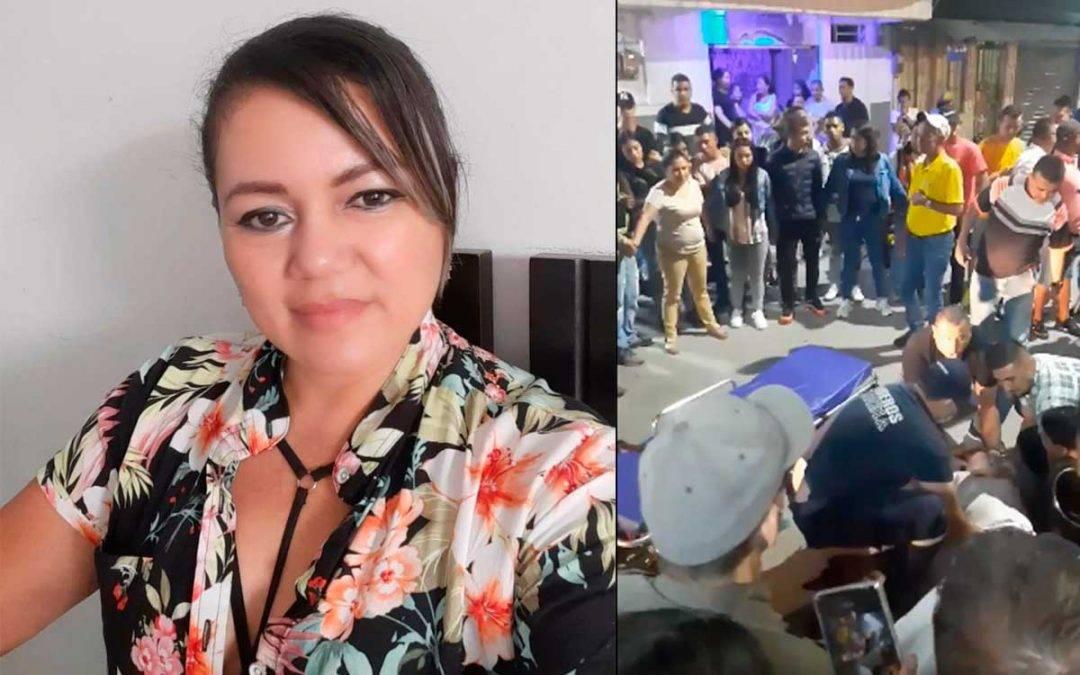 En La Tebaida una dama perdió la vida tras accidente en moto