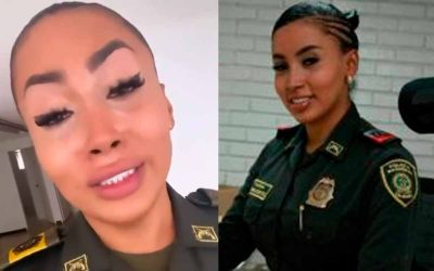 Video: El llanto de policía trans destituida e inhabilitada 11 años por robarse una crema
